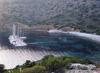 Флот-плот в дикой бухте