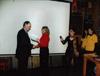 Фотография с награждения призеров. 2005-ый год.