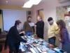 Фотография с заседания жюри. 2007-ой год.