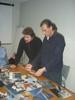 Фотография с заседания жюри. 2008-ой год.
