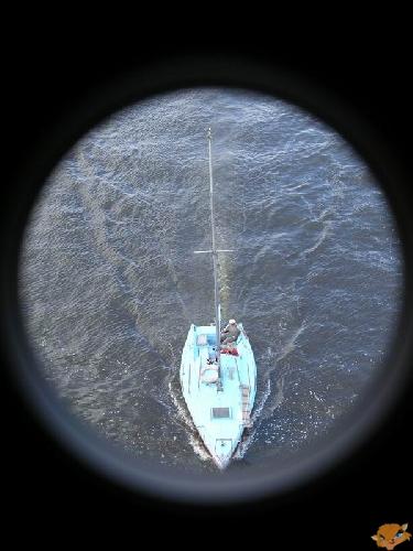 Вижу яхту